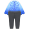 Figure-Skating Costume (Blue) NH Icon.png
