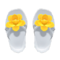 Flower Sandals (Yellow) NH Icon.png
