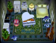 Olivia's house interior