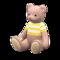 Mama Bear (Cream - Yellow Stripes) NH Icon.png