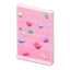 Climbing Wall (Pink)