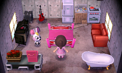 Bella's house interior