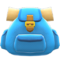 Traveler's Backpack (Blue) NH Icon.png