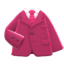 Business Suitcoat (Berry Red) NH Icon.png