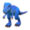 Dinosaur Toy (Blue) NH Icon.png