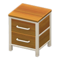 Ironwood Dresser (Oak) NH Icon.png