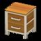 Ironwood Dresser (New Horizons) - Animal Crossing Wiki ... on Animal Crossing Ironwood Dresser  id=78856