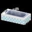 Long Bathtub (Two-Toned Tile)