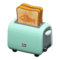Pop-Up Toaster (Light Blue) NH Icon.png