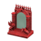 Throwback Gothic Mirror (Red) NH Icon.png