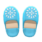 Babouches (Blue) NH Icon.png