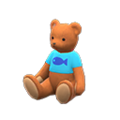 Baby Bear (Caramel Mocha - Fish) NH Icon.png