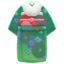 Fancy Kimono (Green) NH Icon.png