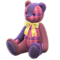 Giant Teddy Bear (Tweed - Giant Stripes) NH Icon.png
