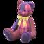 Giant Teddy Bear (Tweed - Giant Stripes)