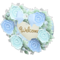 Nuptial Doorplate (Blue - Gold) NH Icon.png