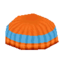 Orange Knit Hat