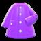 Raincoat (Purple) NH Icon.png