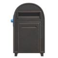 Black Large Mailbox NH Icon.png