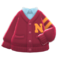 College Cardigan (Red) NH Icon.png