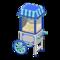 Popcorn Machine (Blue) NH Icon.png