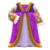 Renaissance Dress (Purple) NH Icon.png