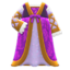 Renaissance Dress (Purple) NH Icon.png