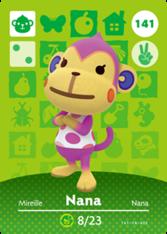 141 Nana amiibo card NA.png