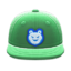 Baseball Cap (Green) NH Icon.png