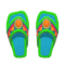 Beaded Sandals (Green) NH Icon.png