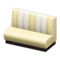Diner Sofa (Cream) NH Icon.png
