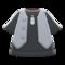 Gilet and Shirt (Gray) NH Icon.png