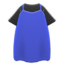 Layered Tank Dress (Blue) NH Icon.png