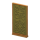 Simple Panel (Brown - Gold) NH Icon.png