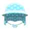 Veiled Gardening Hat (Blue) NH Icon.png