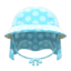 Veiled Gardening Hat