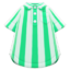Vertical-Stripes Shirt (Green) NH Icon.png