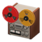 Pro Tape Recorder (Brown) NH Icon.png