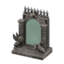Throwback Gothic Mirror