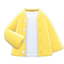 Cardigan-Shirt Combo (Yellow) NH Icon.png