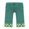 Cuffed Pants (Green) NH Icon.png