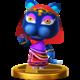 Katrina SSB4 Trophy (Wii U).png