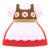 Alpinist Dress (Red) NH Icon.png