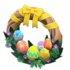 Bunny Day Wreath NH Icon.png