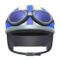 Helmet with Goggles (Blue) NH Icon.png