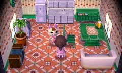 Merry's house interior