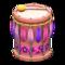 Festivale Drum (Purple) NH Icon.png