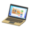 Laptop (Gold - Web Browsing) NH Icon.png
