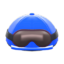 Jockey's Helmet (Blue) NH Icon.png