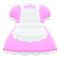 Maid Dress (Pink) NH Icon.png